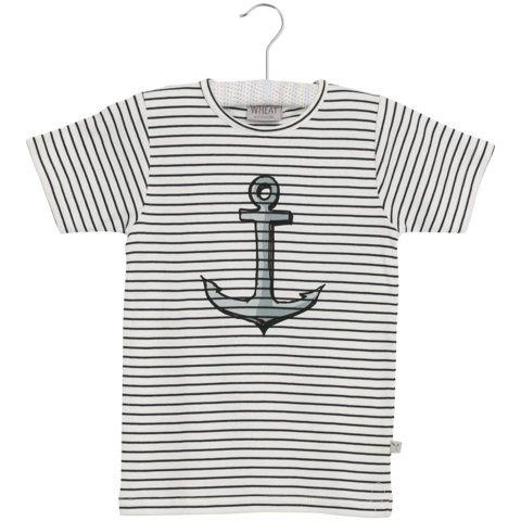Boy's T-Shirt Anchor SS $16