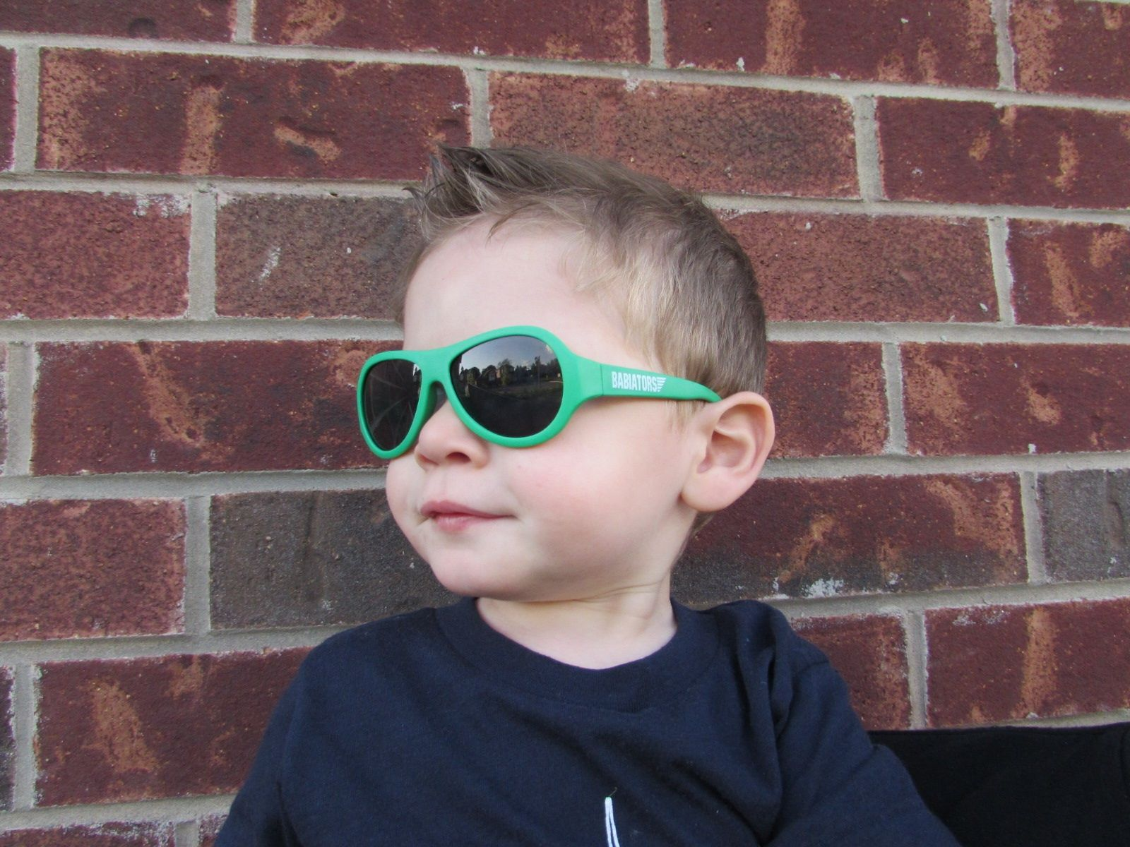 Babiators Review Sparkleshinylove True Blue Classic Ages 3 7 Sunglasses Children 6 Months To Years And Which Fit Most From Londons Go Time Green Were Size Junior