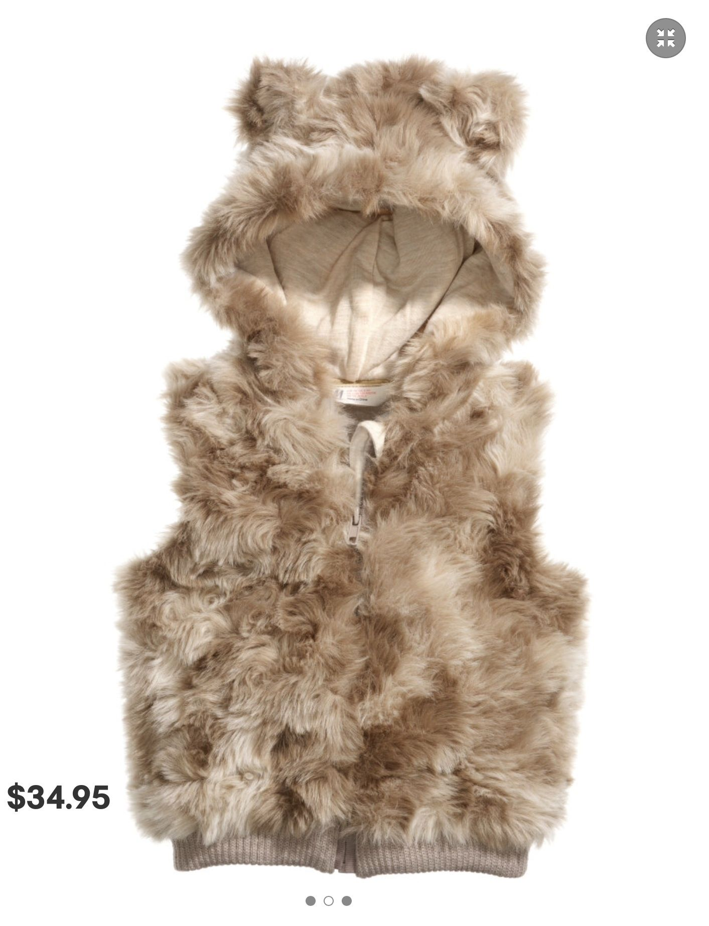 H&M Fake Waistcoat