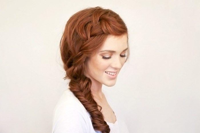 Bohemian-side-braid