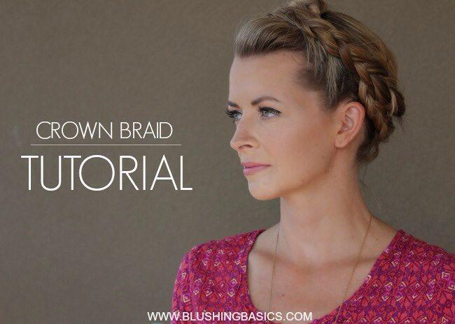 Crown-Braid