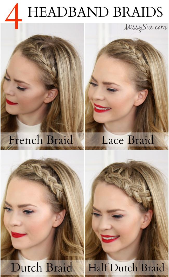 Headband-Braids