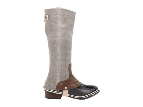 Sorel-womens-SLIMPACK-riding-shale-waterproof-boots