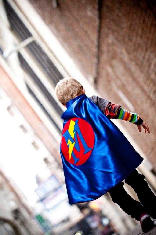 Personalized-superhero-cape