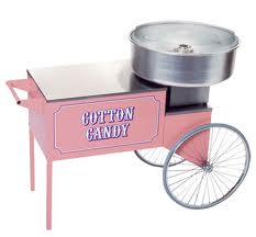 Cotton Candy Machine with Cart 4 (2)