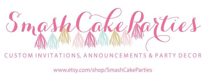 Smash Cake Parties