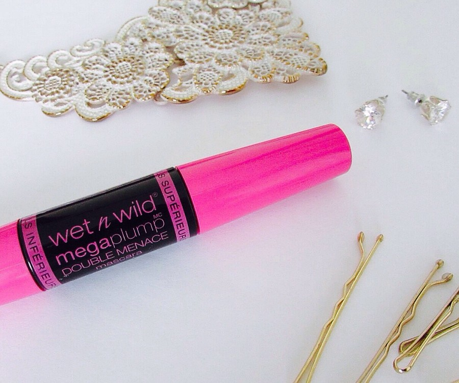 Wet N Wild MegaPlump Double Threat Mascara