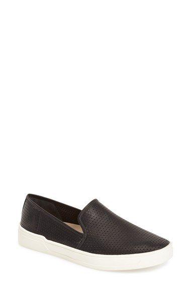 Via Spiga gAlea Leather slip on sneakers