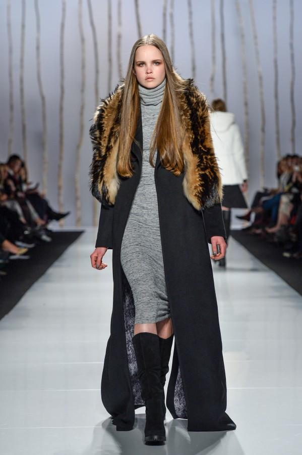 Soia & Kyo Fall/Winter 2015 World MasterCard Fashion Week