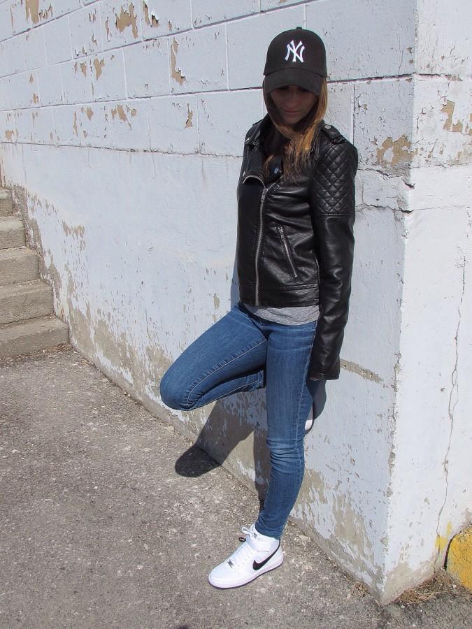 stylish high tops Mandy Furnis sparkleshinylove