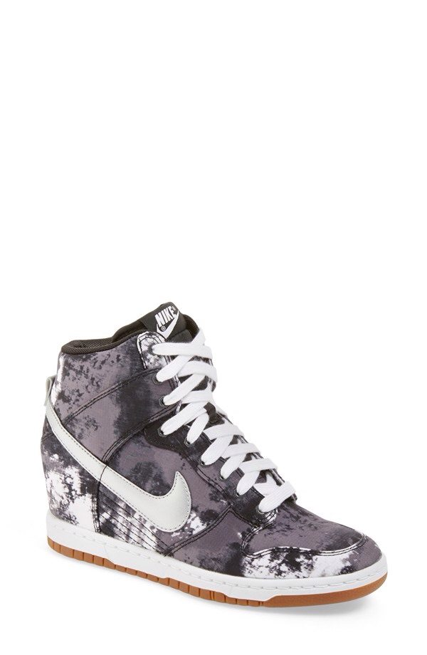 Street-Style Worthy High Top Sneakers - sparkleshinylove c48be1764