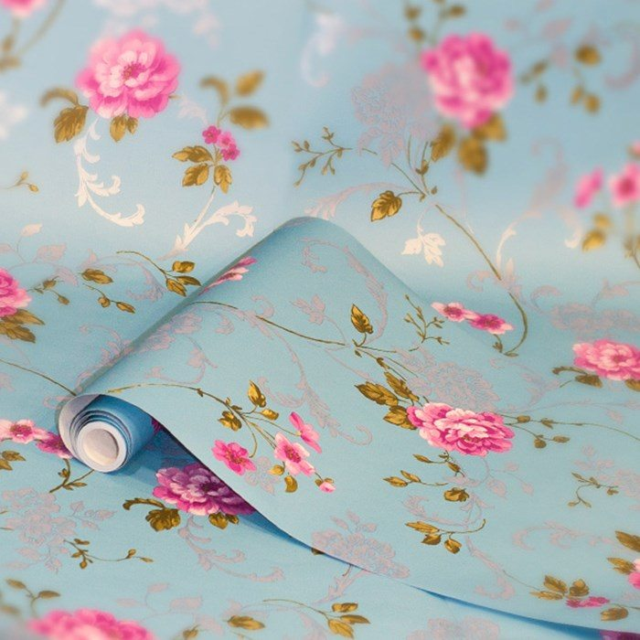Northern Rose Wallpaper Graham & Brown review sparkleshinylove