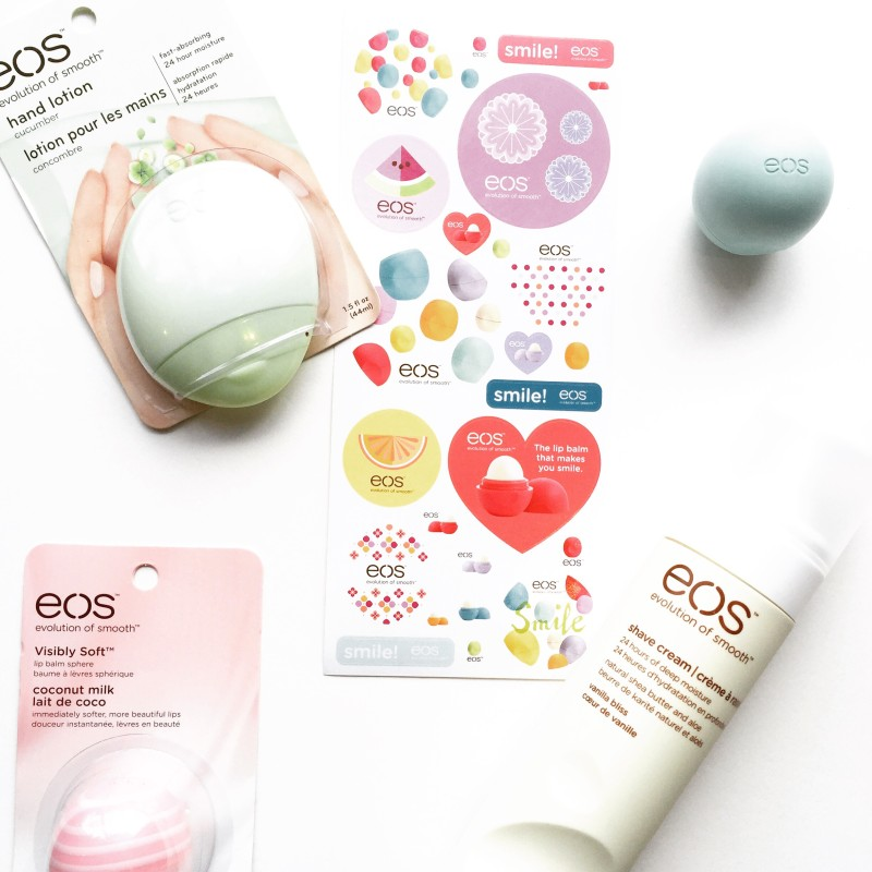 EOS Hand Lotion Review sparkleshinylove 2