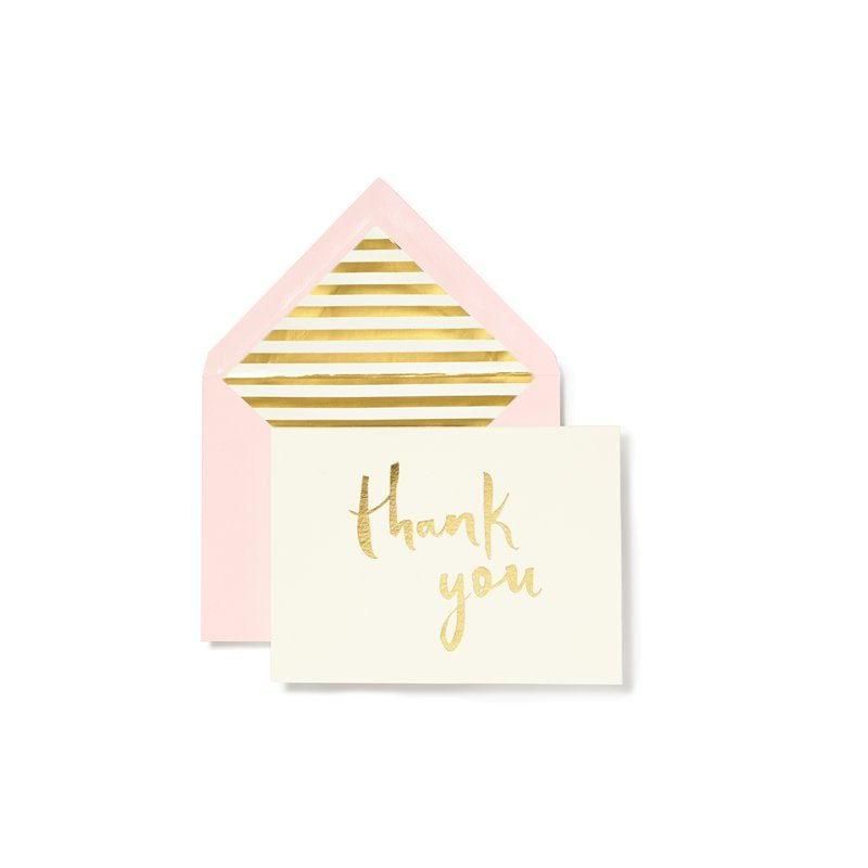 The Importance Of A Thank You Card Sparkleshinylove