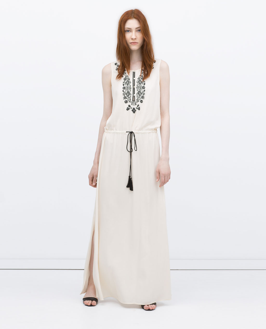 f508d1e69644b Zara woman robe longue – Site de mode populaire