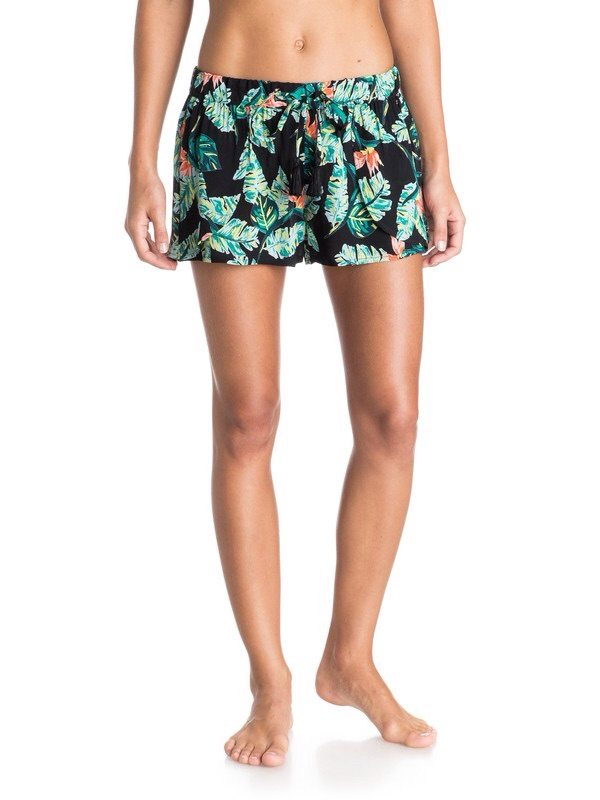 Roxy Beauty and a Beyond Shorts