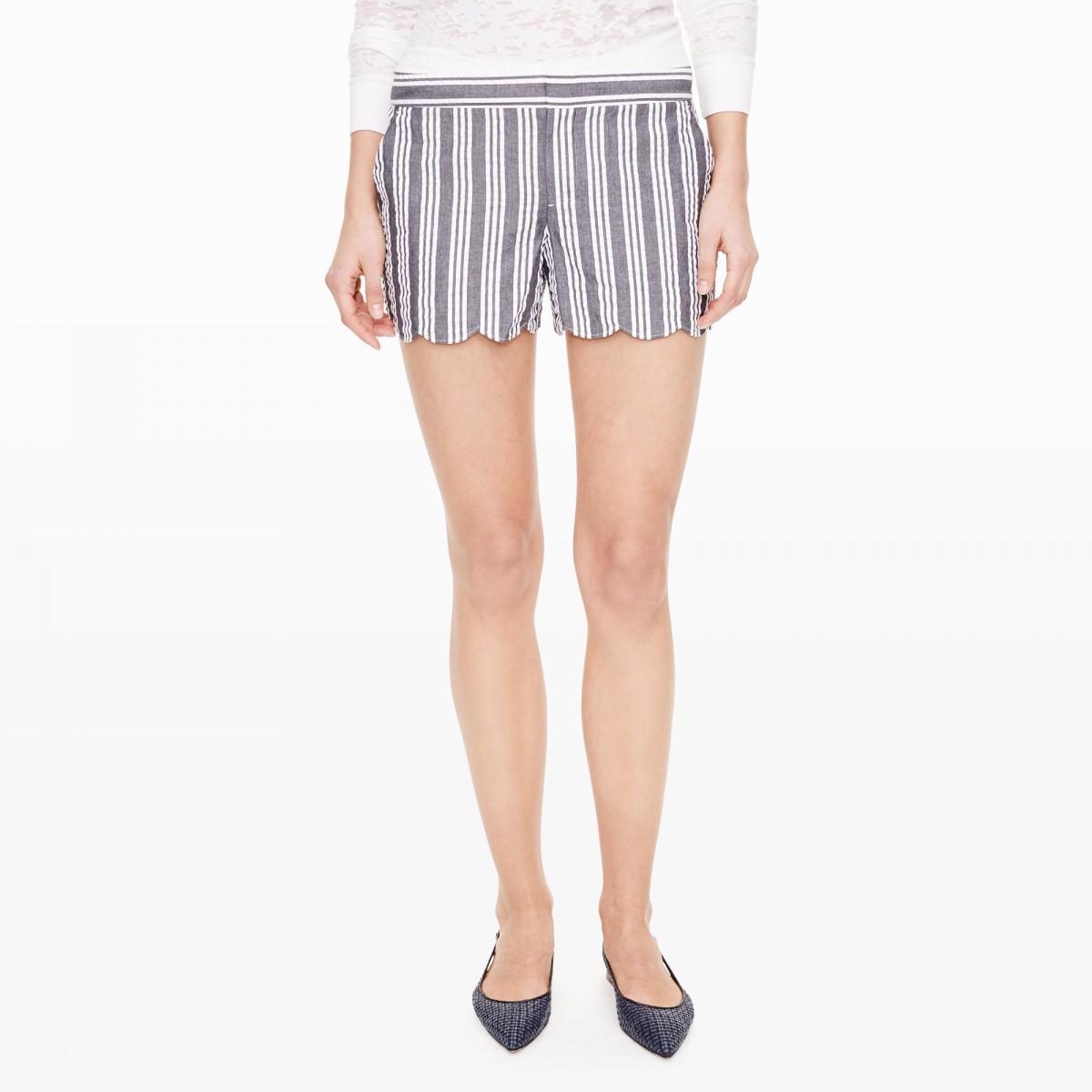 Amber Stripe Short