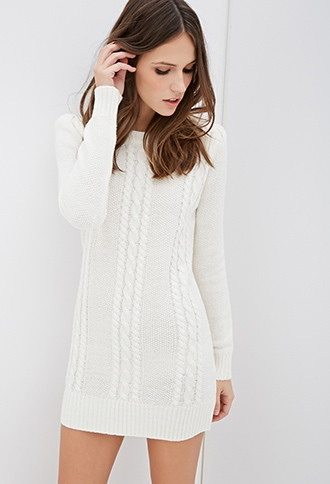 Perfect Sweater Dresses for Cool Summer Nights - sparkleshinylove
