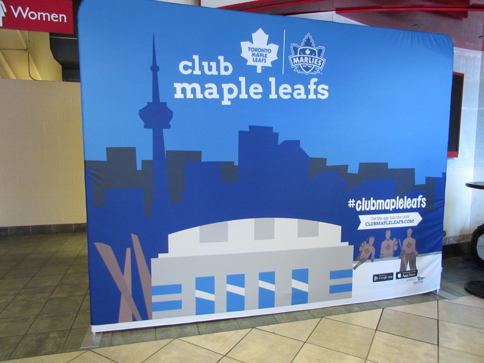 Launch of Maple Leafs Kids' Club and the Club Maple Leafs App! sparkleshinylove
