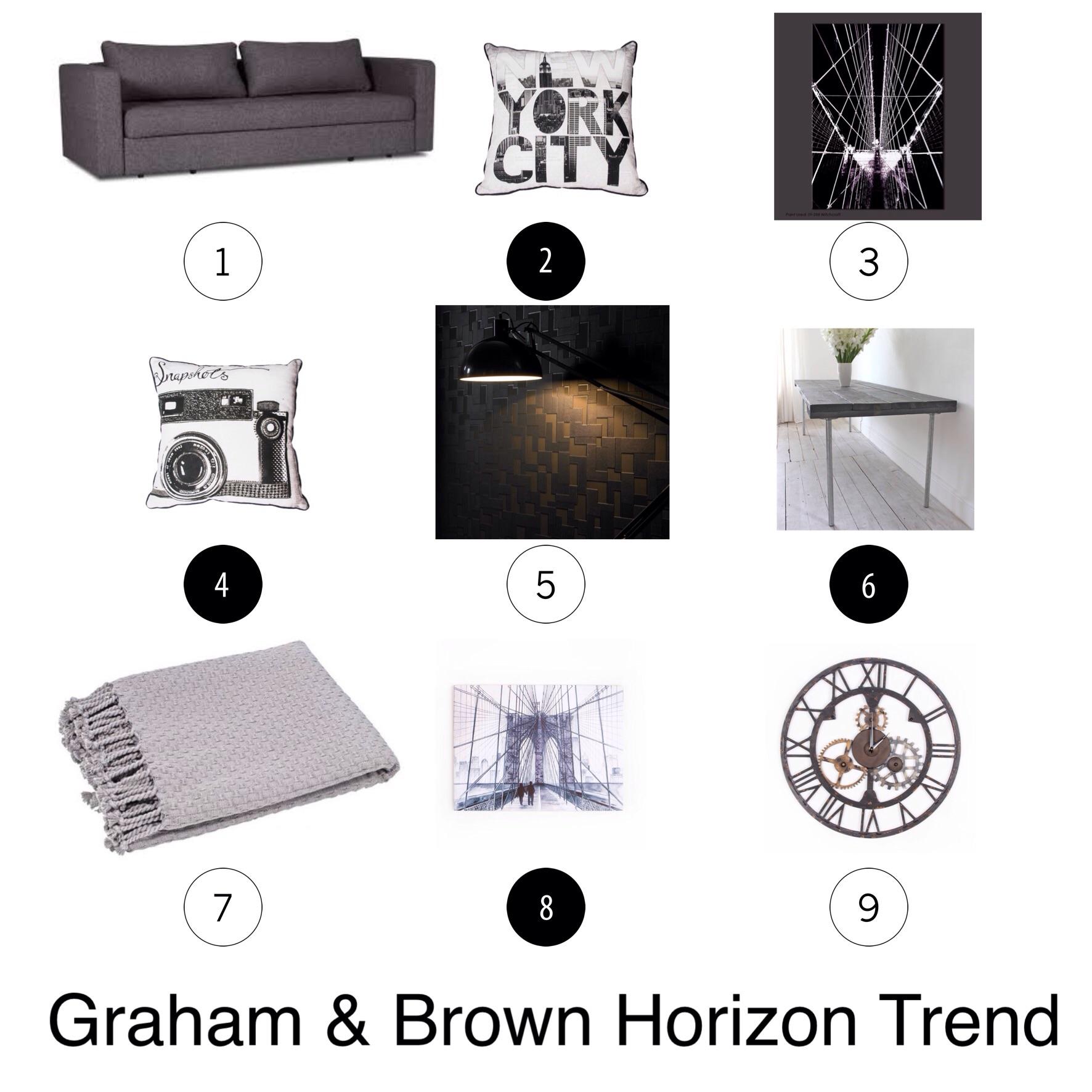 Graham & Brown Horizon Trend