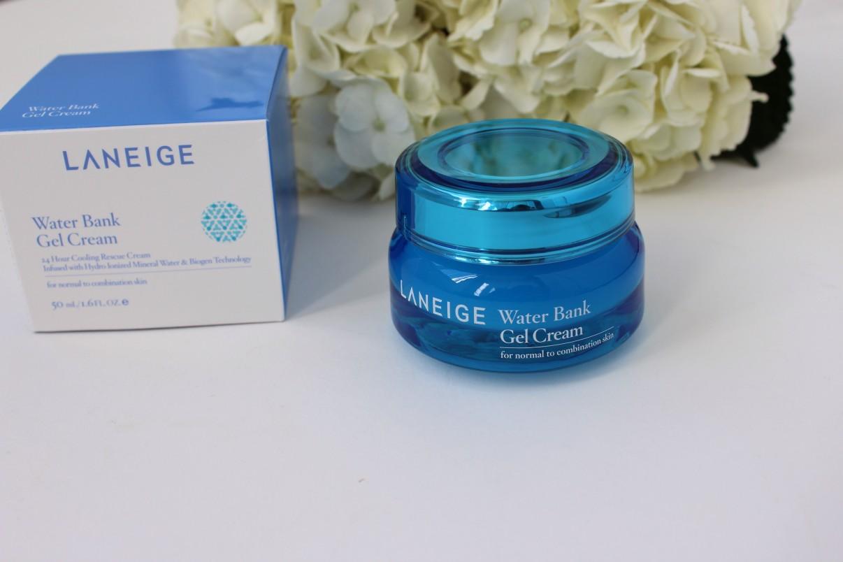 Kết quả hình ảnh cho Laneige Water Bank Gel Cream