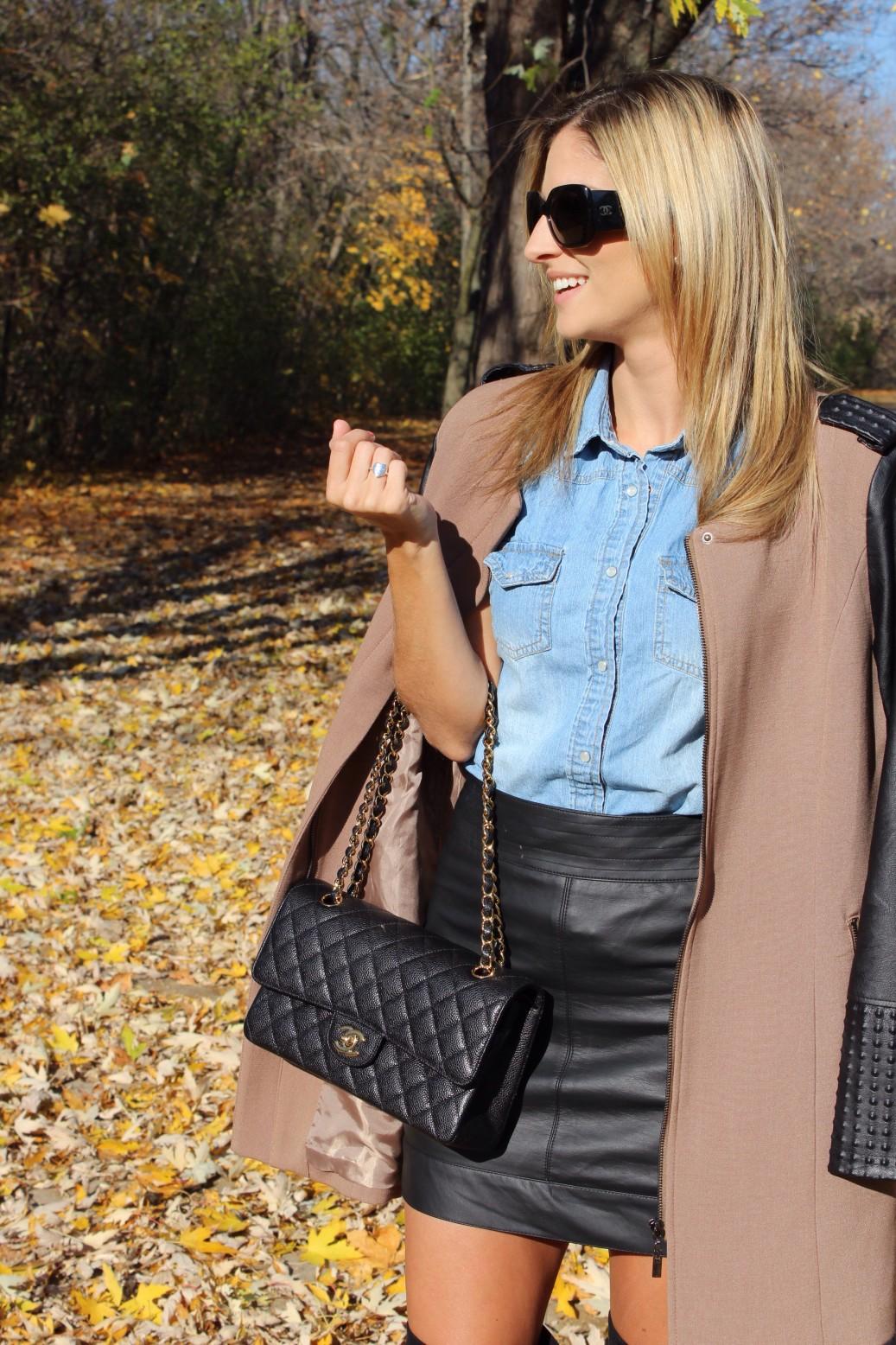 Chanel Classic Flap Bag sparkleshinylove