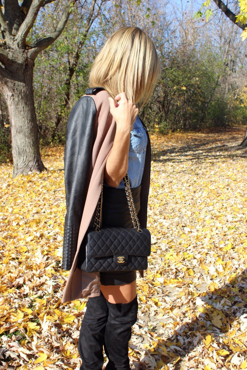 03e6f75b6d2a0e My Coveted New Chanel Classic Flap Bag - sparkleshinylove