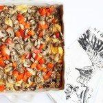An Easy Make-Ahead Breakfast Casserole from Beretta Farms