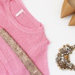 A Pink and Sparkly Look from Pink Blush + A $50 Gift Card Giveaway!