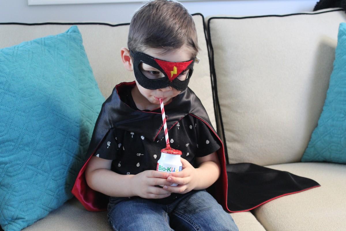 Getting Superhero Strong With Bio Kidz Sparkleshinylove