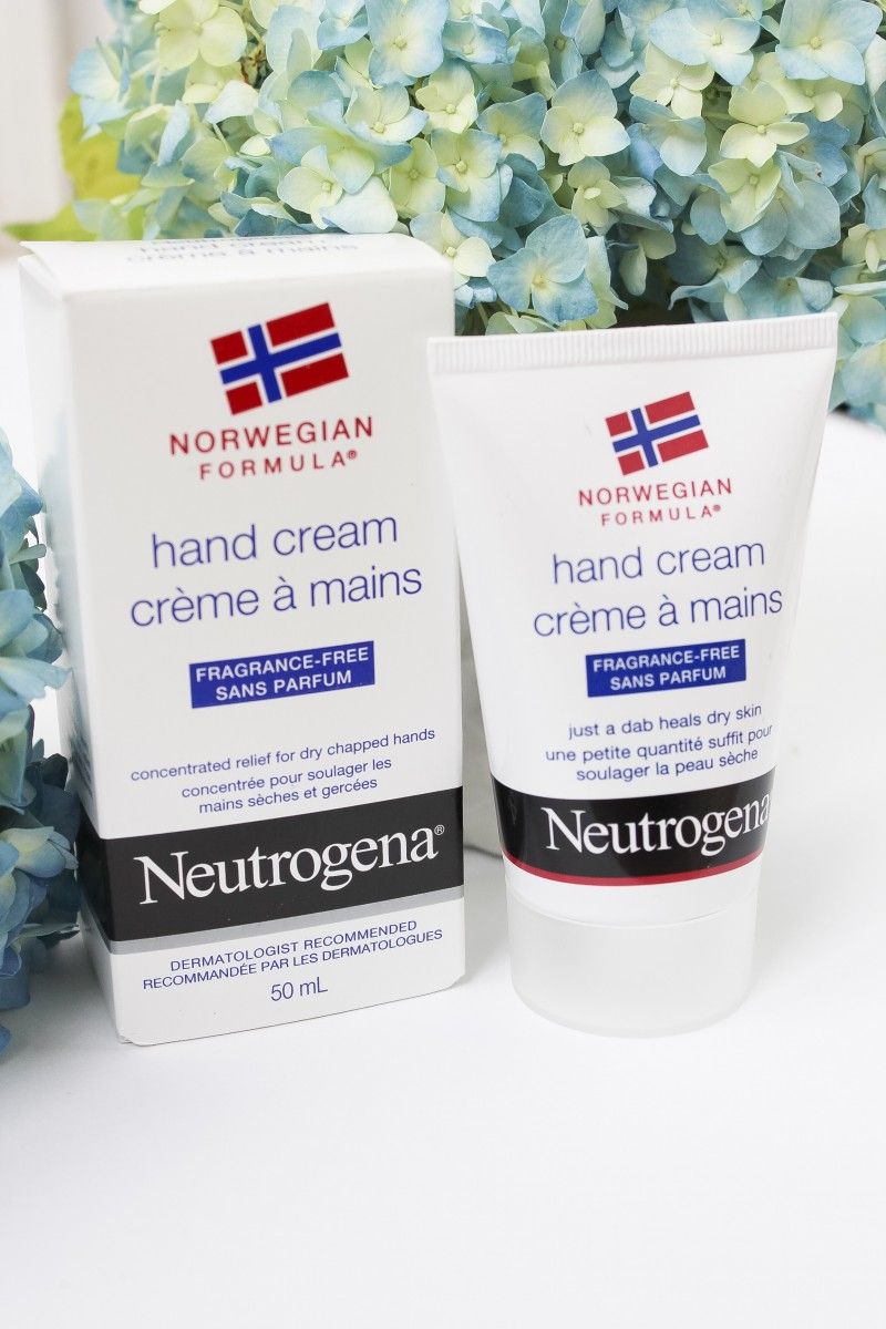 Review of Neutrogena's Norwegian Formula Hand Cream