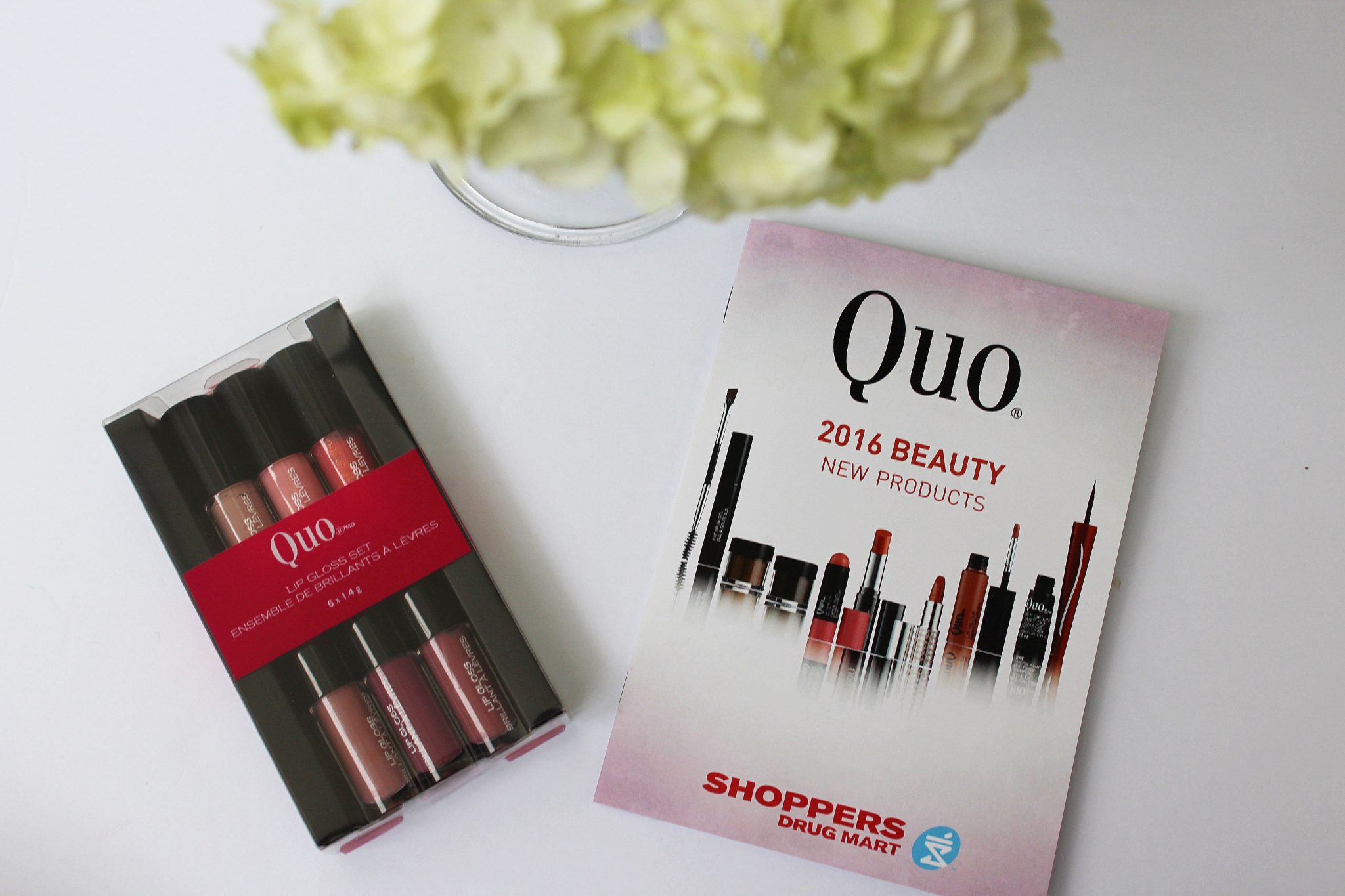 All About Quo 2016 Beauty  + Enter to Win a Quo Cosmetics Beauty Haul!