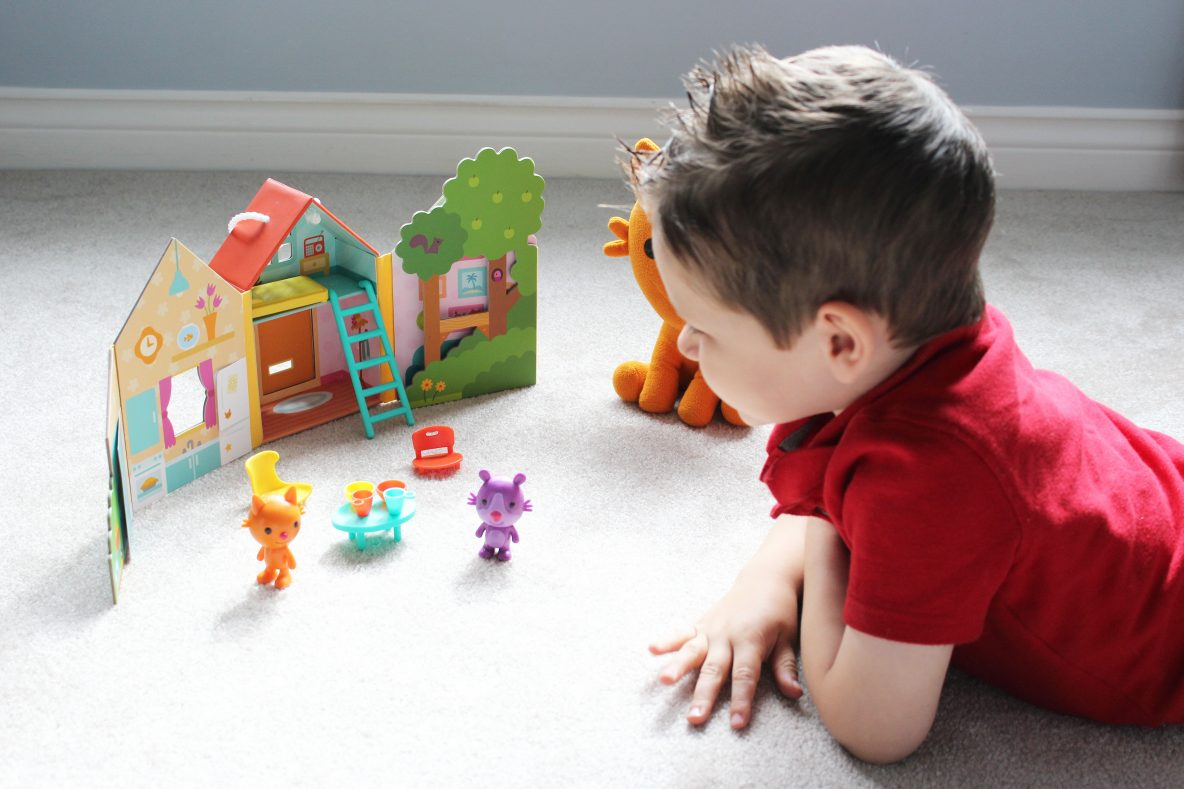 Enter to win the Sago Portable Playset: Jinja's House!