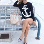 Cozy Nautical Sweater