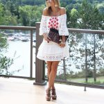 Pretty Little Eyelet Dress