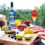 Summer Cocktails with Pinnacle Vodka