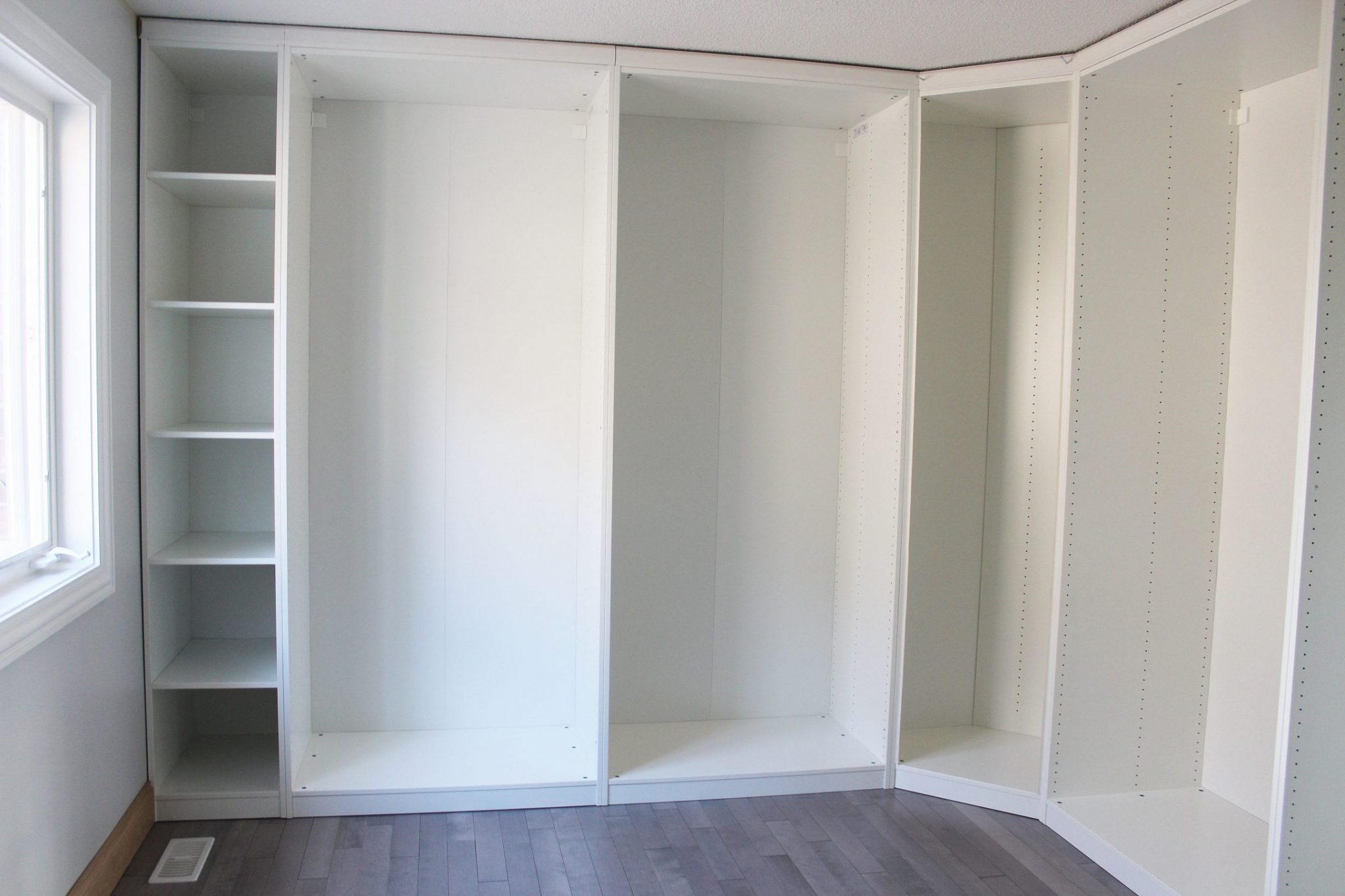 Last Closet Renovation Update - Almost Reveal Time!