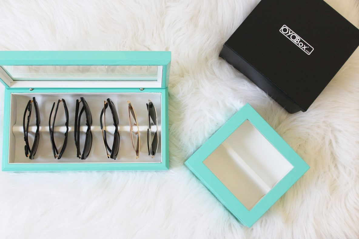 OYOBox Sunglasses Holder Review and giveaway