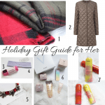 Holiday Gift Guide for Her 2016 Giveaway!