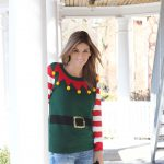Styling the Perfect Ugly Christmas Sweater Look with Walmart