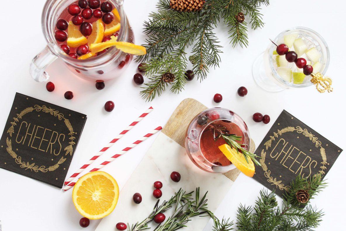 Holiday Recipes with SodaStream