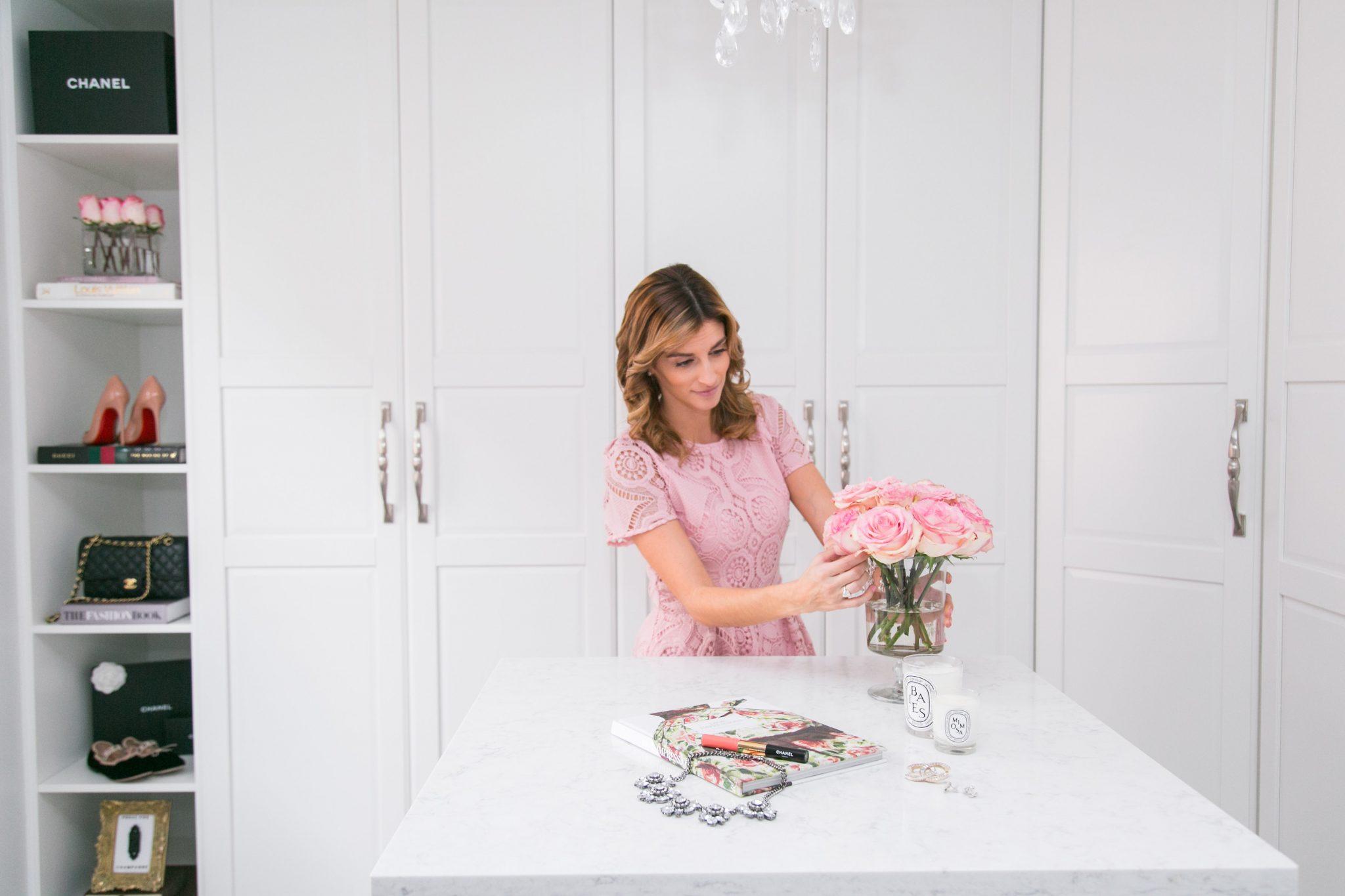 My Dream Walk-In Closet Reveal sparkleshinylove