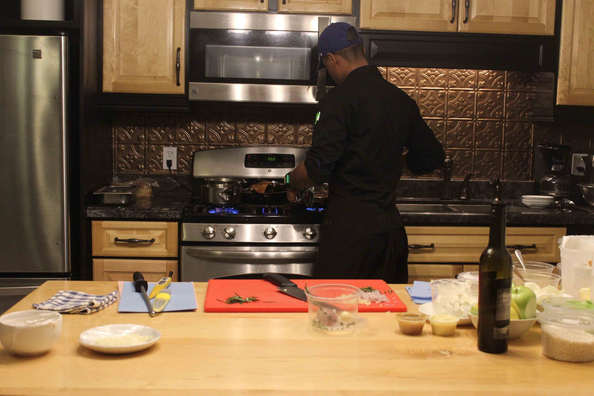 Ste. Anne's Spa Girls Weekend Private Chef Experience