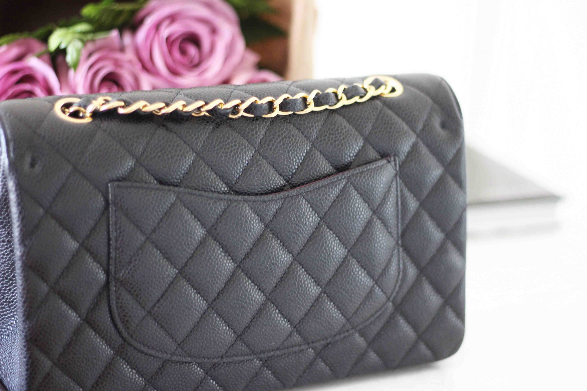 5a79b3194 sparkleshinylove Comparing the Gucci GG Matelassé to the Chanel Classic  Flap Bag ...