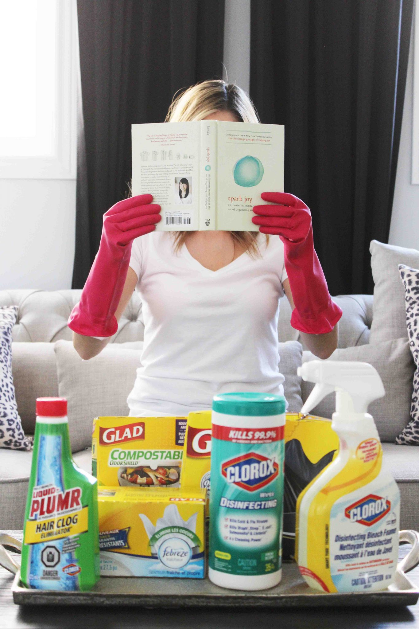 A Mean Spring Clean With Clorox Sparkleshinylove