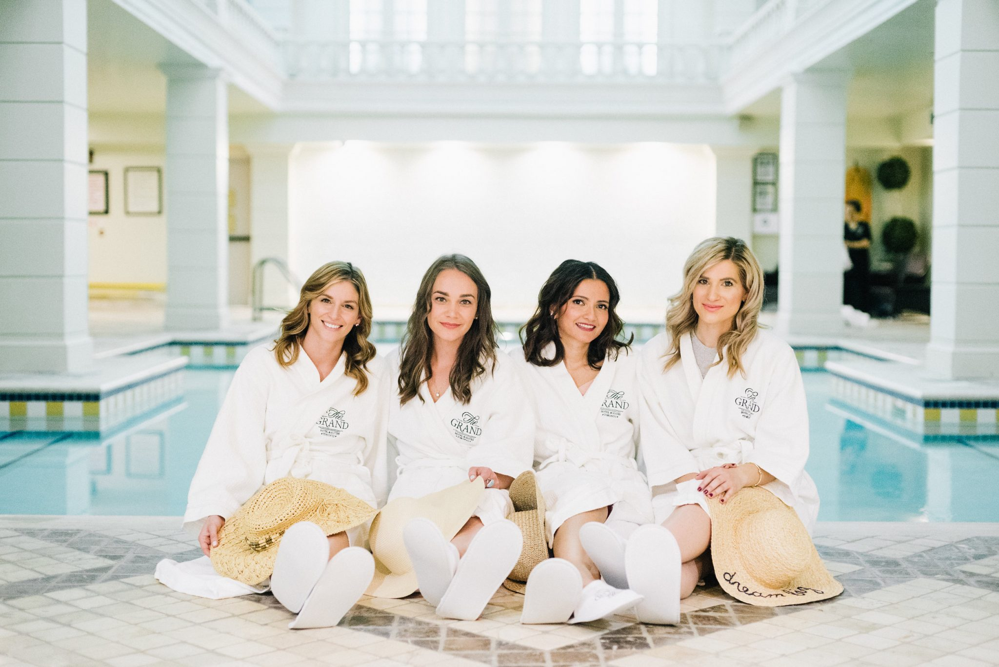 Ultimate Girls weekend at the Grand Hotel Toronto