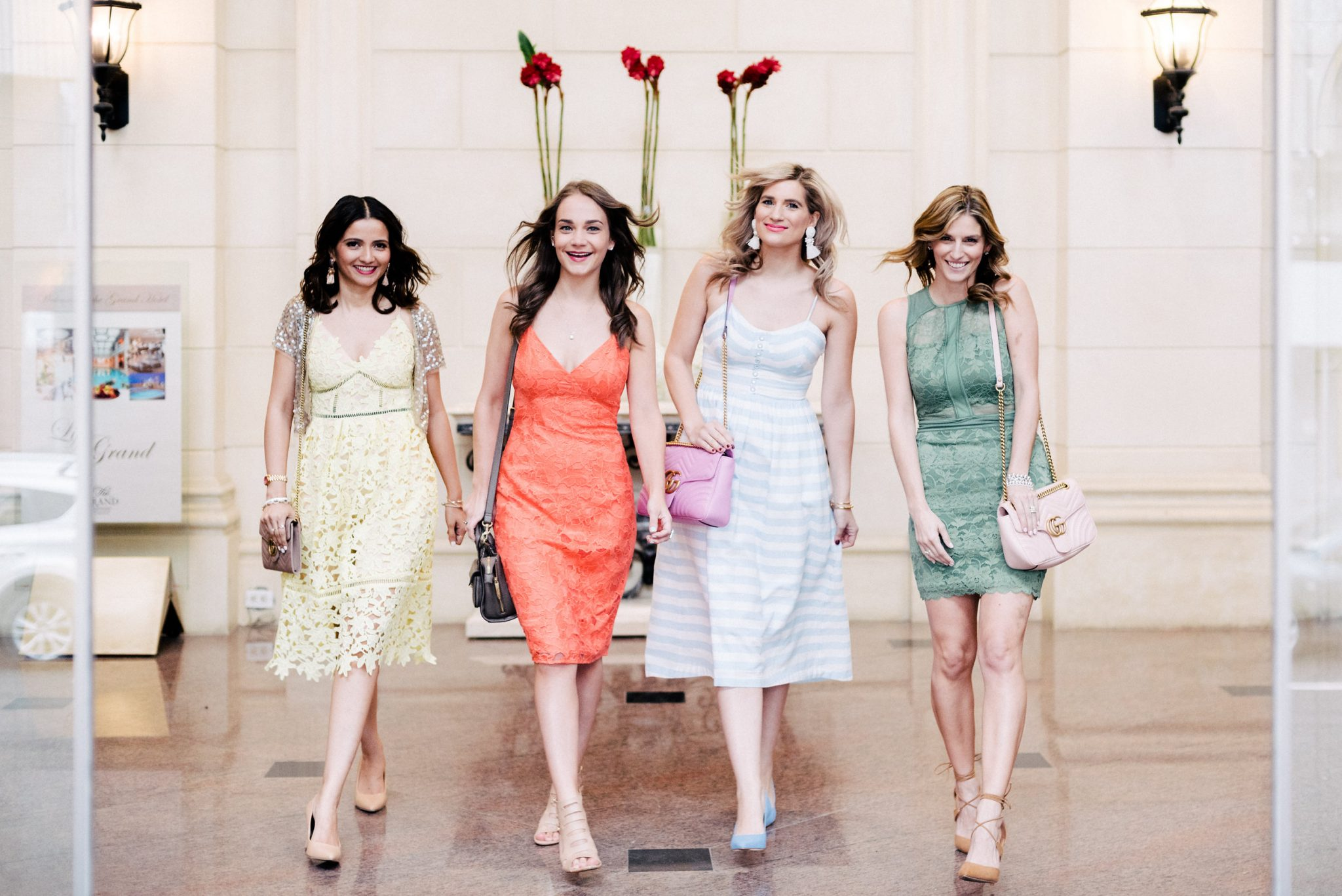 Guess Dresses for Spring Ultimate Girls Weekend Sparkleshinylove