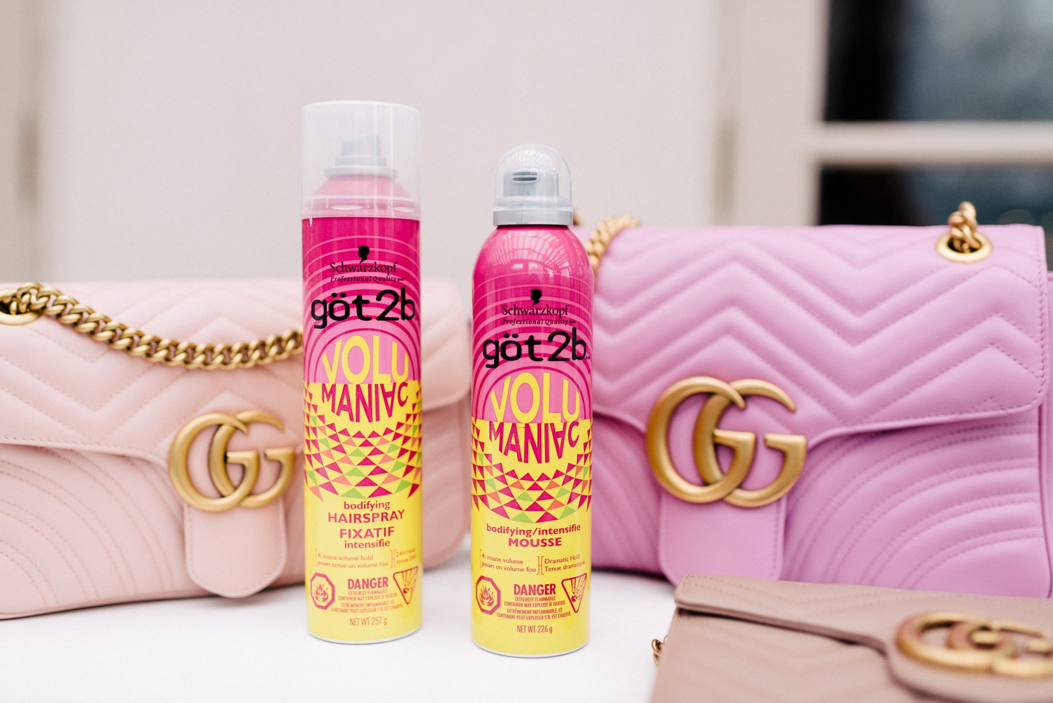 got2B Hairspray and Mousse Ultimate Girls Weekend Toronto