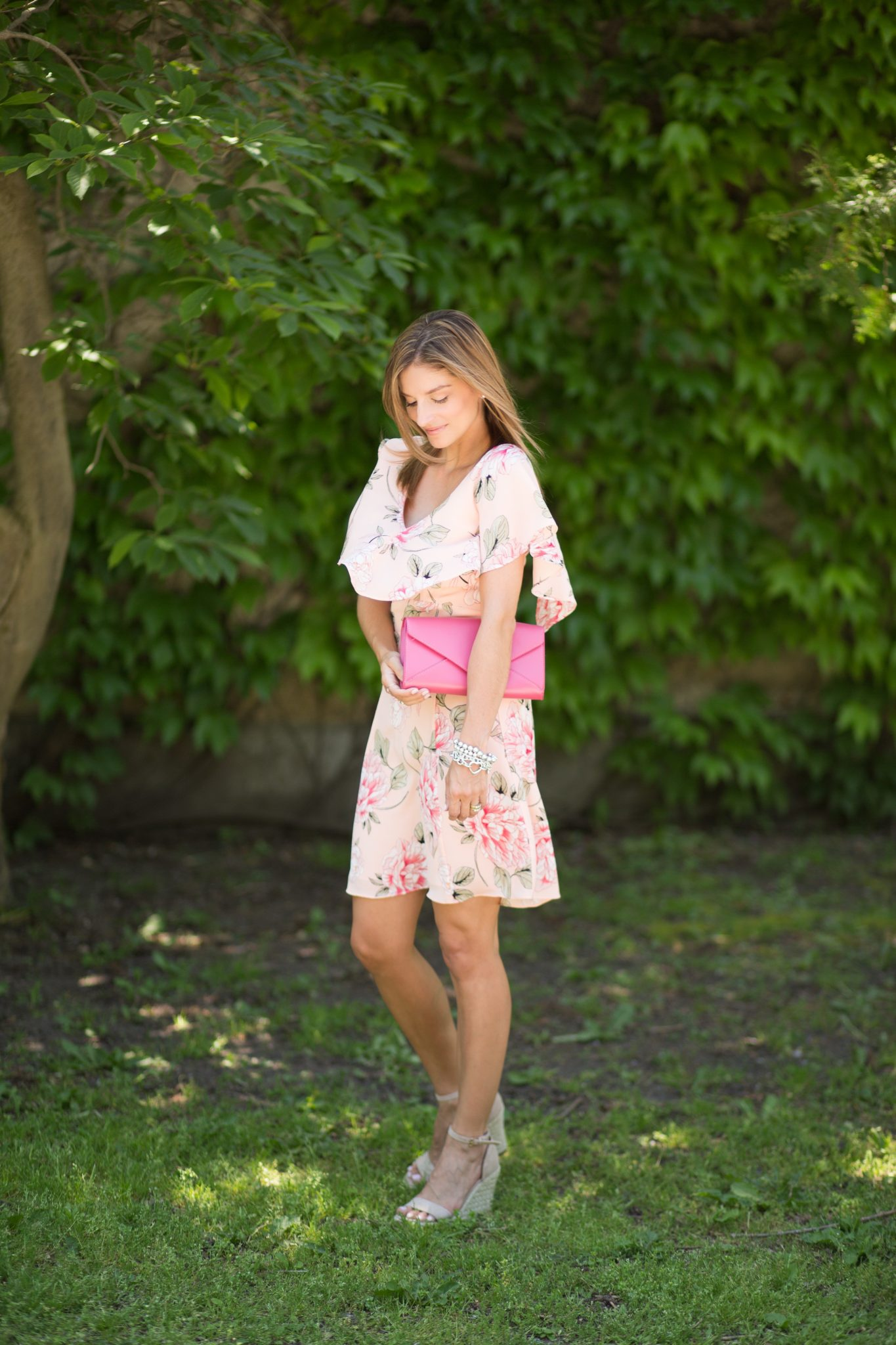 The Perfect Summer Dress From Le Chateau Sparkleshinylove