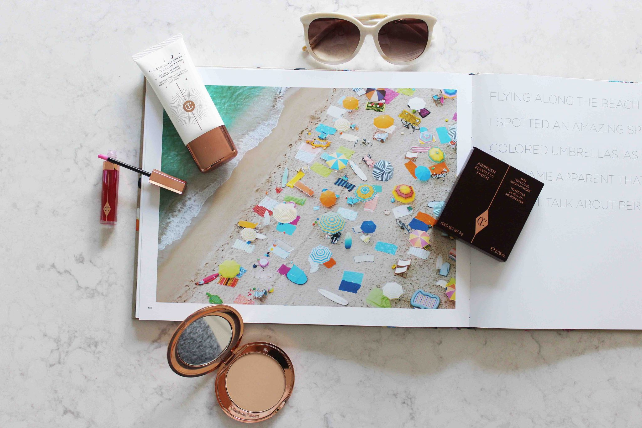 Summer Makeup Routine with Charlotte Tilbury
